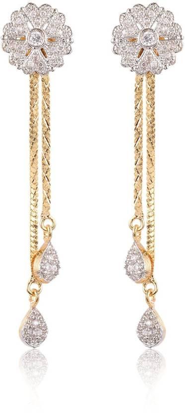 4d35c9246 Flipkart.com - Buy Subharpit Sui Dhaga Style Floral Design Brass ...