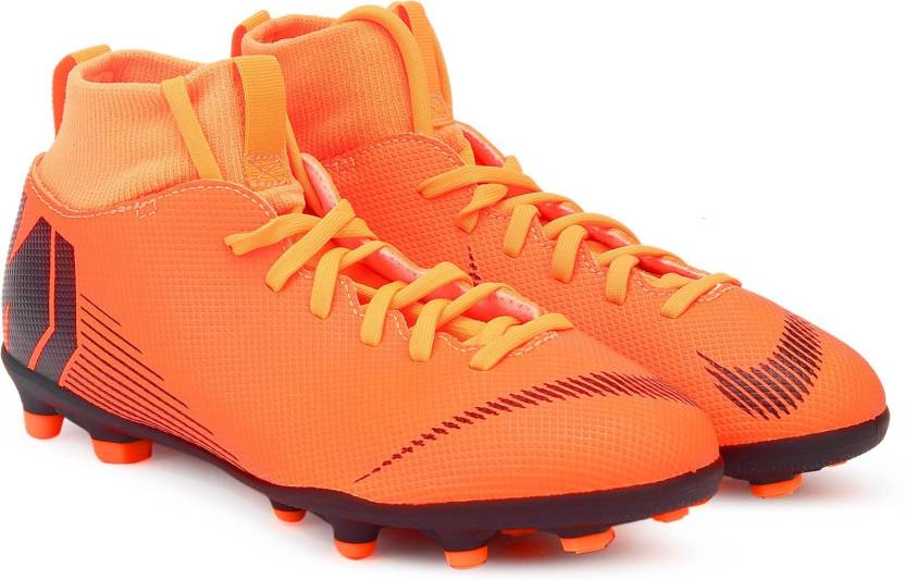 f27e18393 Nike Boys   Girls Lace Football Shoes Price in India - Buy Nike Boys ...