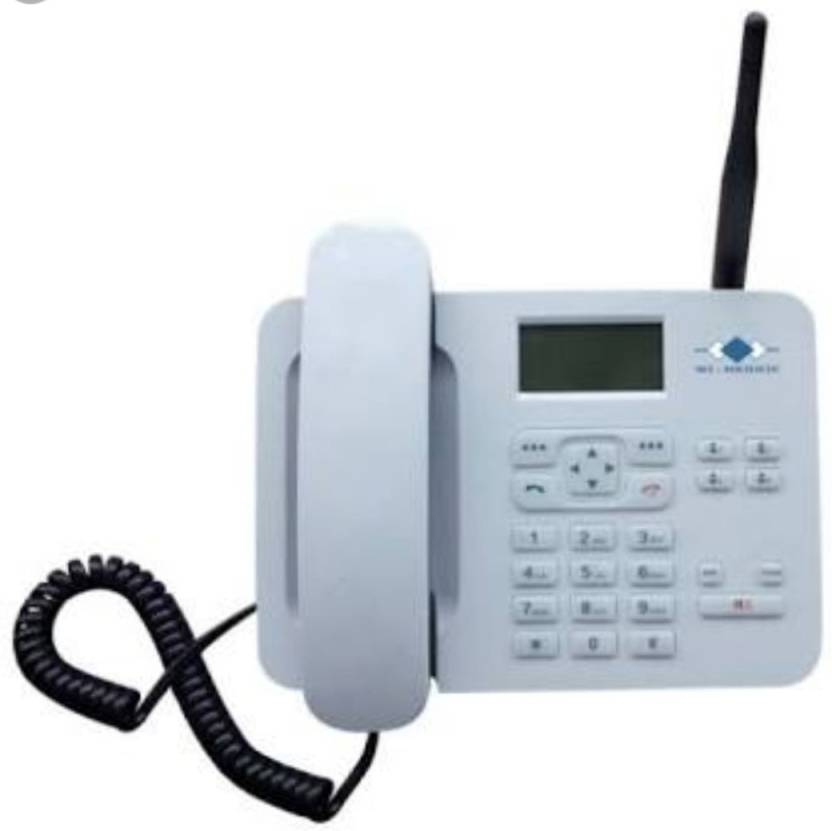 TATA TATA- GSM WALKY FOR ALL GSM SIM FULLY UNLOCKED Corded Landline Phone