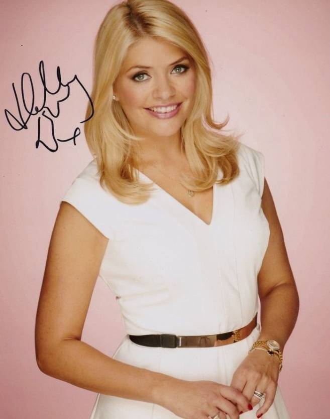 Holly Willoughby Iphone Wallpaper