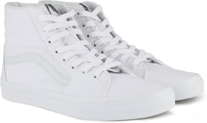 f591eede393743 Vans SK8-Hi Sneakers For Men - Buy true white Color Vans SK8-Hi ...