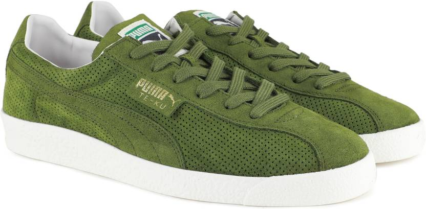 Puma Te Ku Summer Sneakers For Men Buy Capulet Capulet Capulet Olive Capulet Olive ... 168918