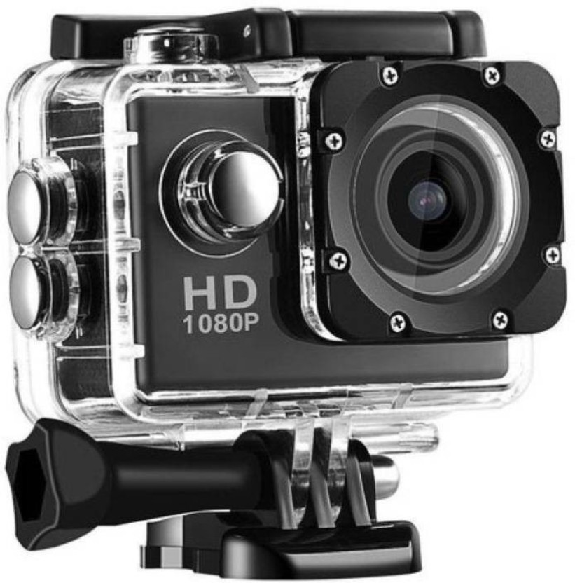 HD 1080P Outdoor Sports DV Camera Waterproof Recorder