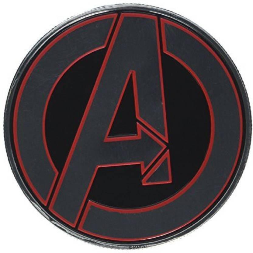 34f98c9e Marvel Comics Avengers Classic Logo Round Officially Licensed Original  Artwork - Avengers Classic Logo Round Officially Licensed Original Artwork  . shop for ...