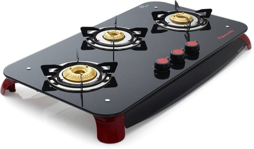 f22f97895 Butterfly Signature+ Glass Manual Gas Stove Price in India - Buy ...
