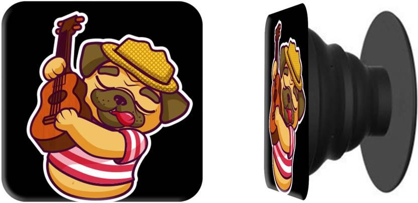 1fd8f6b3b726d ZigZee SQUARE POPHOLDER-535 Mobile Holder Price in India - Buy ZigZee SQUARE  POPHOLDER-535 Mobile Holder online at Flipkart.com
