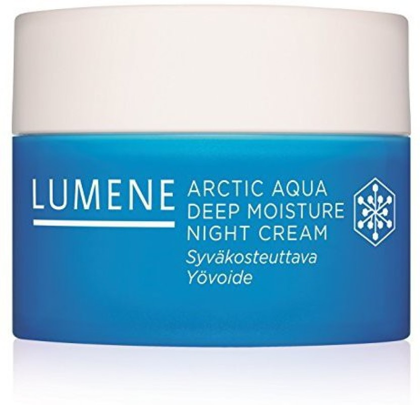 lumene arctic aqua night cream