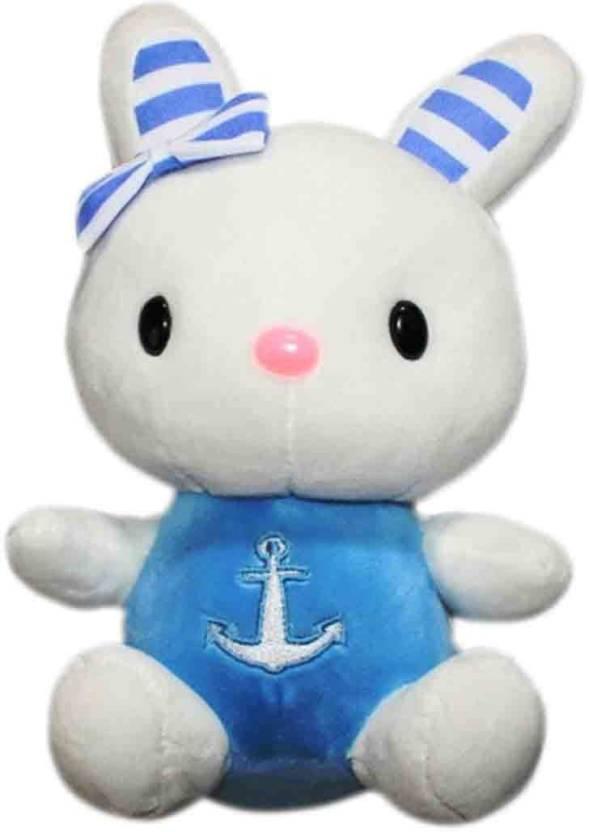 Healing Crystals India Soft Plus Stuffed Animal Cartoon ToysFor KidsBoys Girls Birthday Gift Baby Showers Home Decoration Rabbit 22cm H