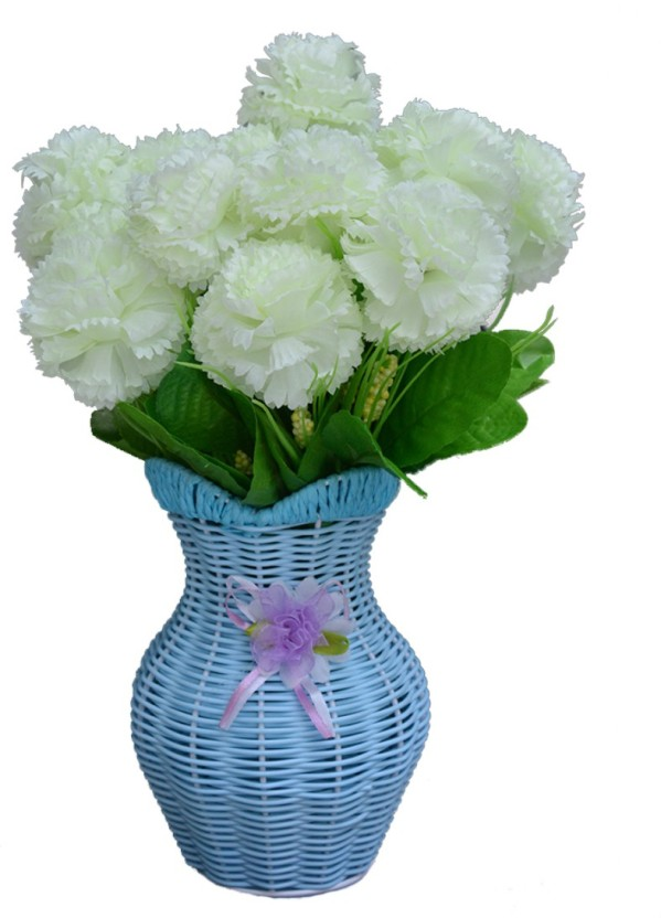 265 & SKY TRENDS Artificial Flowers with Flower Pot | Flower vase ...