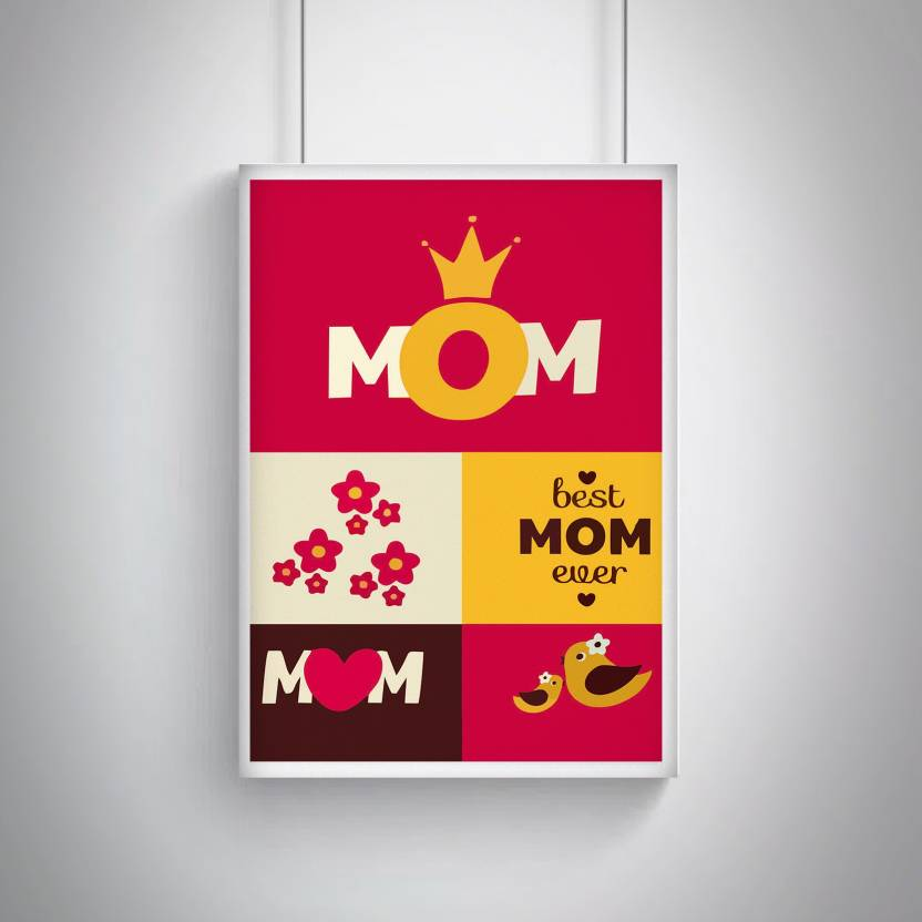 Cool Trendy Quirky Posters No 1 Mom