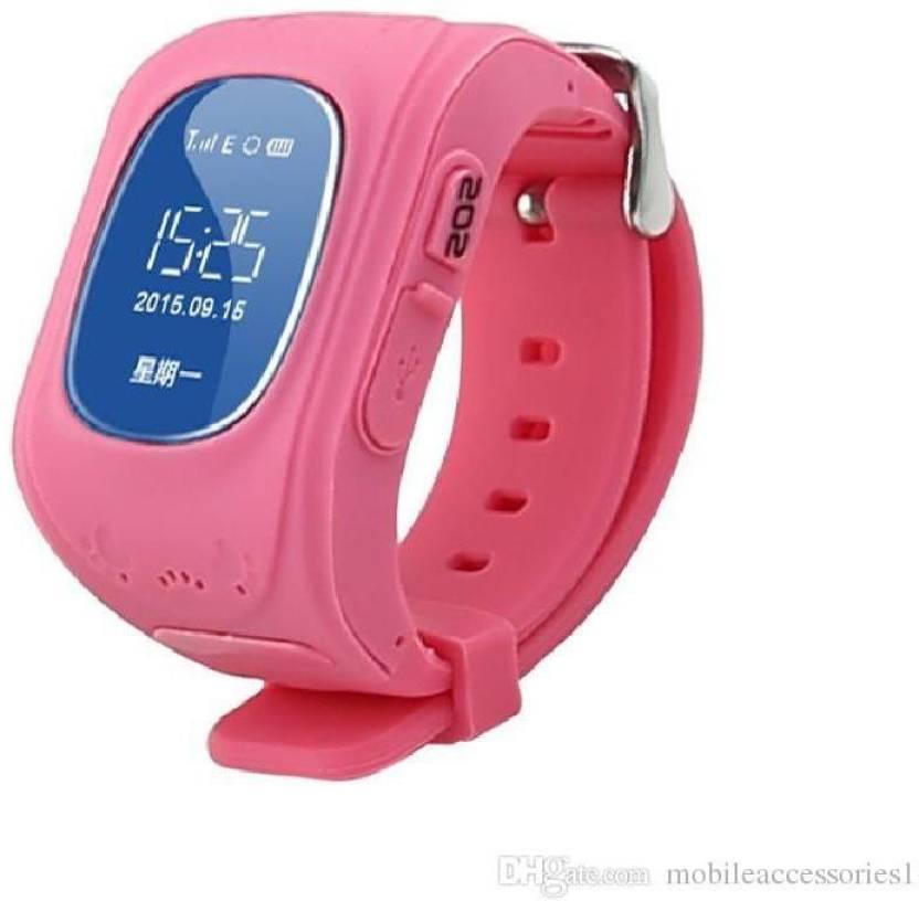 d867f12a6a SYL PLUS Q50 Children Smart watch Kids GPS Tracker Wrist Fitness ...