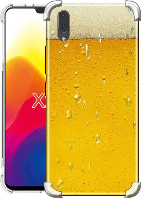 9ce54568c9d1ca Onlite Back Cover for VIVO X21 (Multicolor, Shock Proof, Flexible Case)