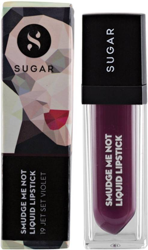 Sugar Smudge Me Not Liquid Lipstick