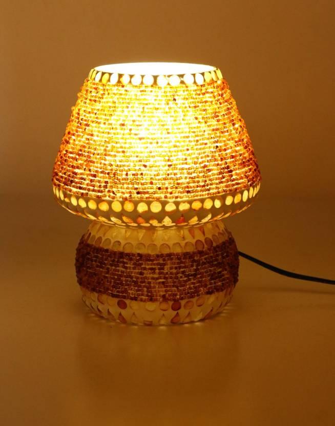 Somil Multi Colour New Handmade Designe Table Lamp 00129 Table Lamp