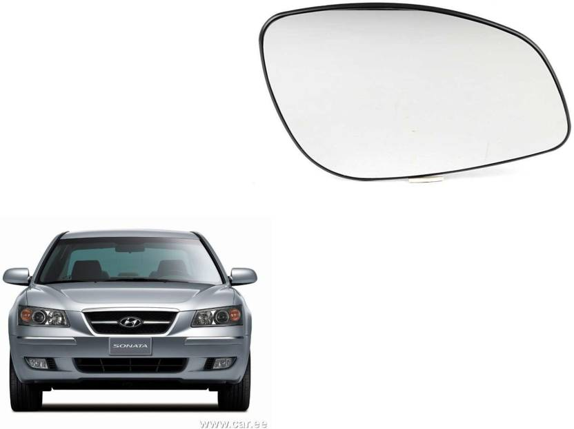 Auto Spare Bazaar Manual Rear View Mirror For Hyundai Sonata Price