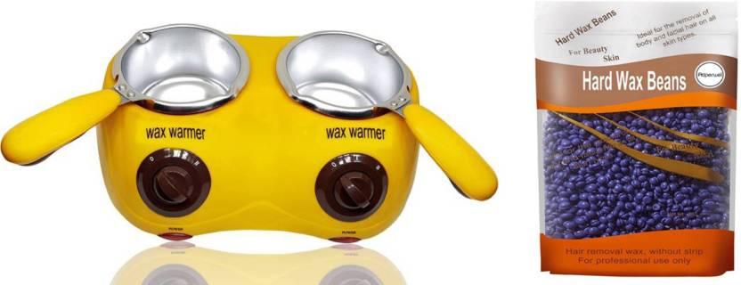 Majik Combo Of Wax Heater Machine For Hard Wax & Hair