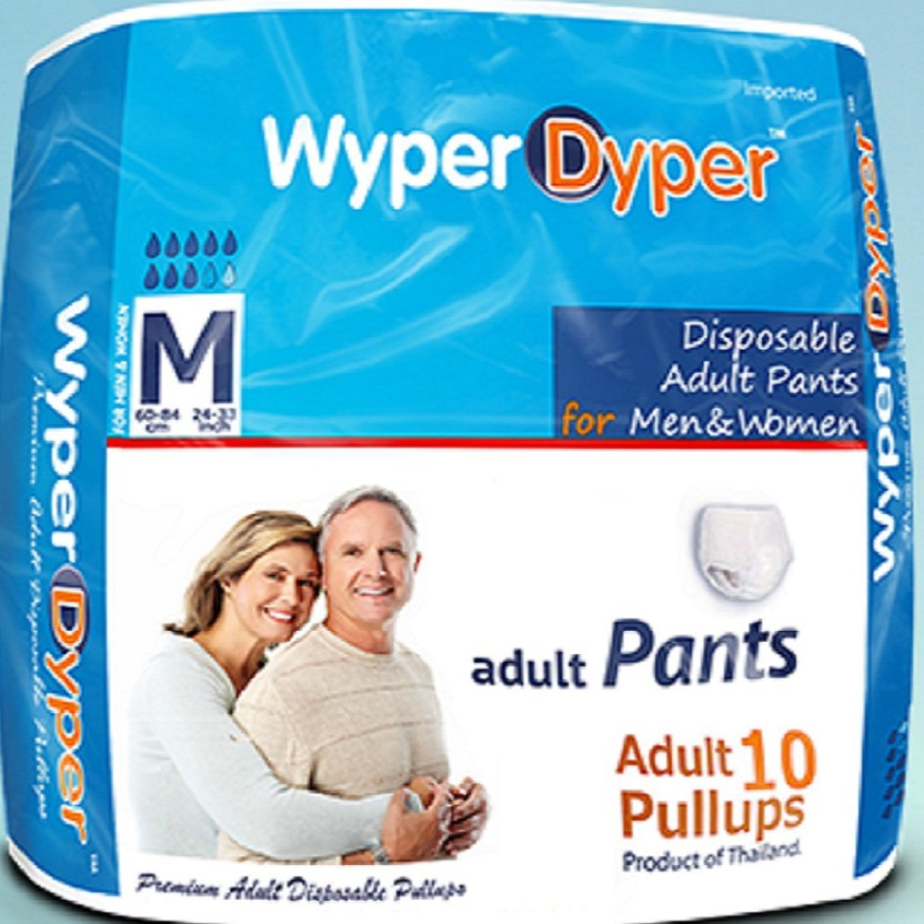 Are not Adult diaper service