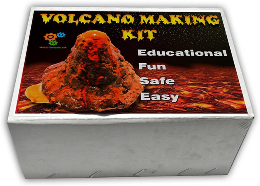 Projectsforschool Natural Disaster Project Make A Volcano