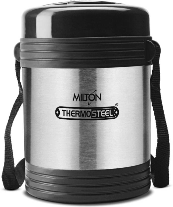 615d17b4e10d Milton Thermosteel Legend 4 Container Stainless Steel Tiffin Lunch Box 4  Containers Lunch Box