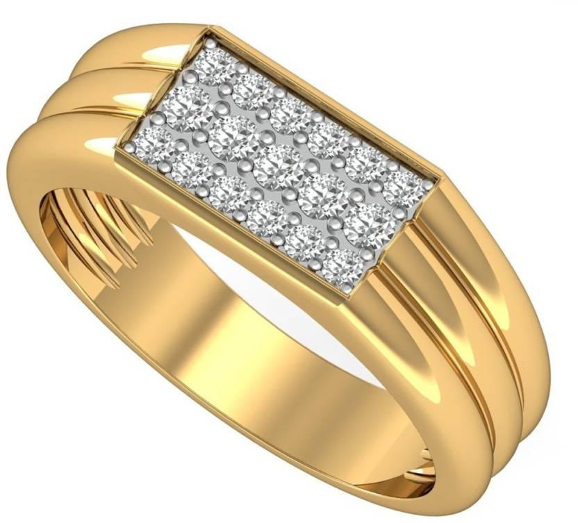 99ed292d5f572 Vannajewels Designer Fine Jewelry 14kt Diamond Yellow Gold ring ...
