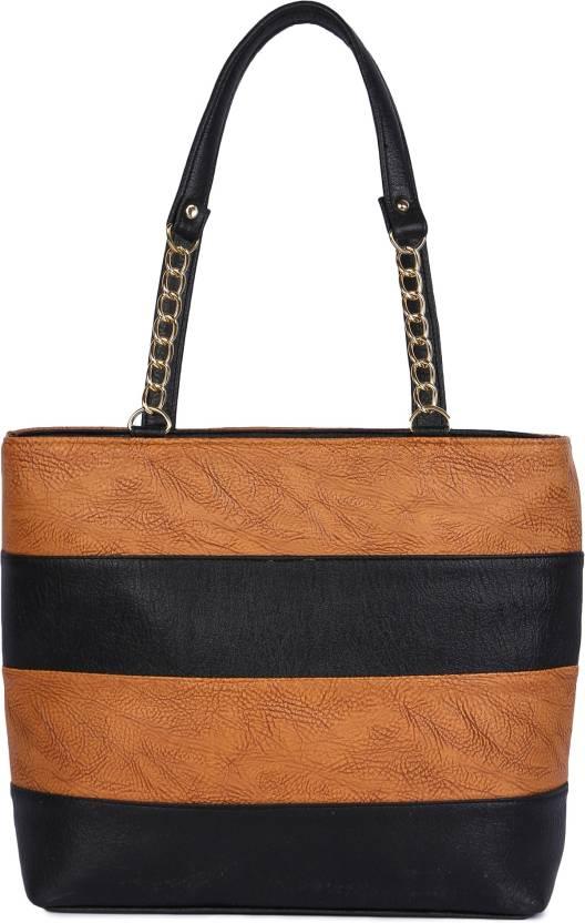 Buy Kandel London Shoulder Bag Tan 1b48c9c165565