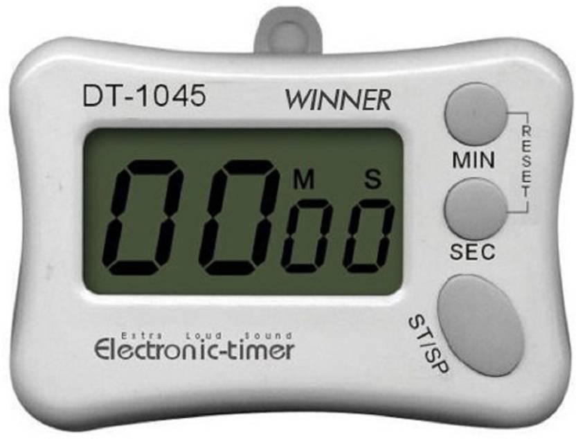 Mlabs Winner W 1045 Digital Kitchen Timer Price In India Online At Flipkart