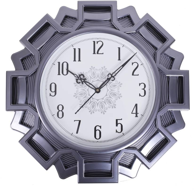 5e1d494b699 Smile2u Retailers Analog Wall Clock Price in India - Buy Smile2u ...