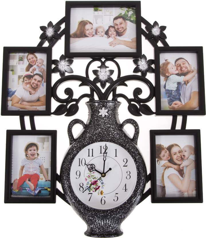 Smera Analog Wall Clock Price In India Buy Smera Analog Wall Clock