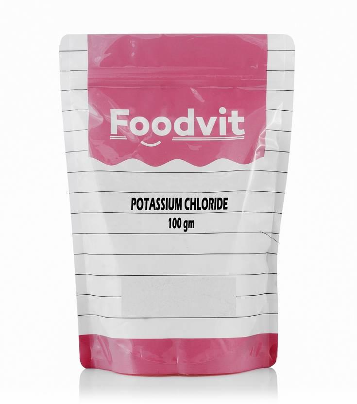 Foodvit Potassium Chloride Raising Ingredient Powder Price in India