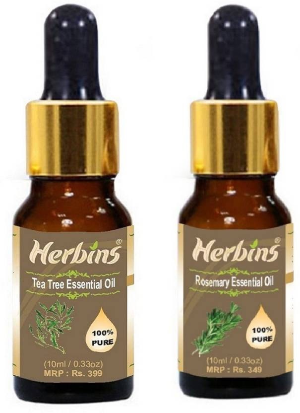 Herbins Essential Oil (Tea Tree & Rosemary)