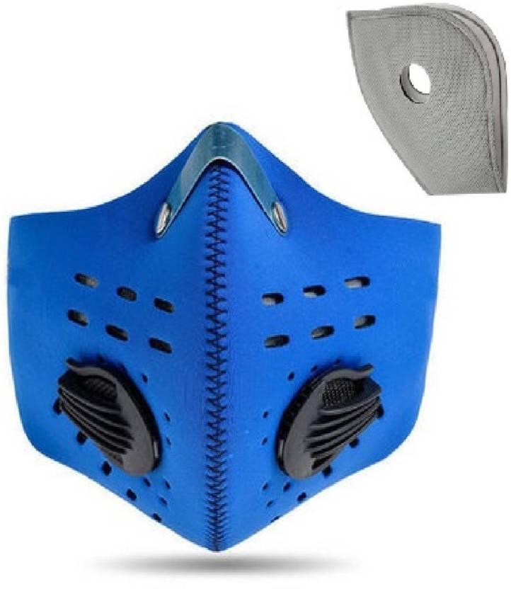 carbon filter mask n95