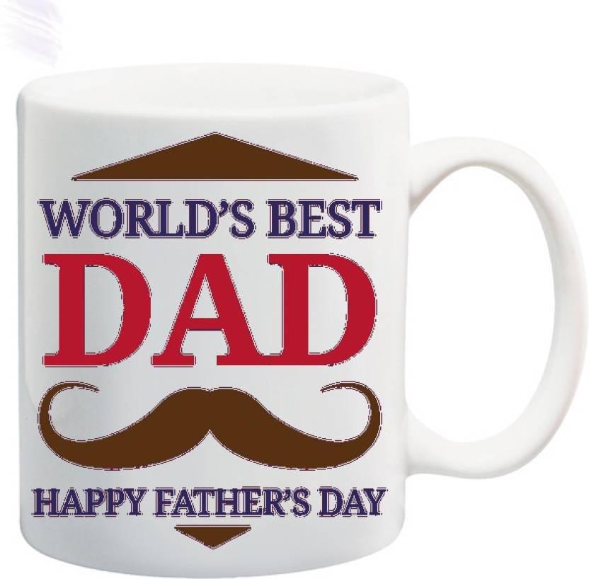 Cadeauunique Happy Fathers Day Coffee