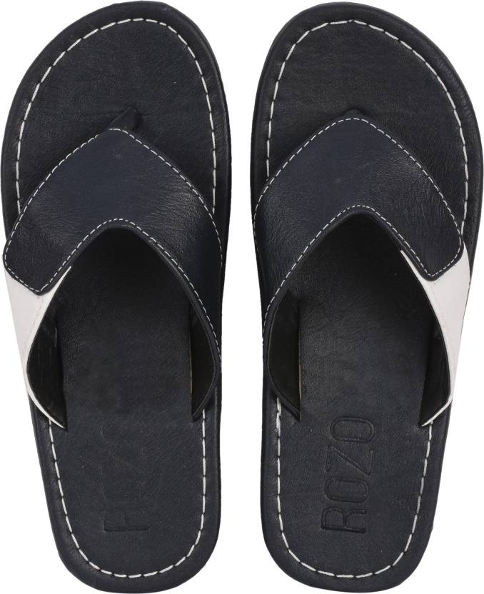 f2dfe6148 Rozo V-Shaped Slippers - Buy Rozo V-Shaped Slippers Online at Best Price - Shop  Online for Footwears in India