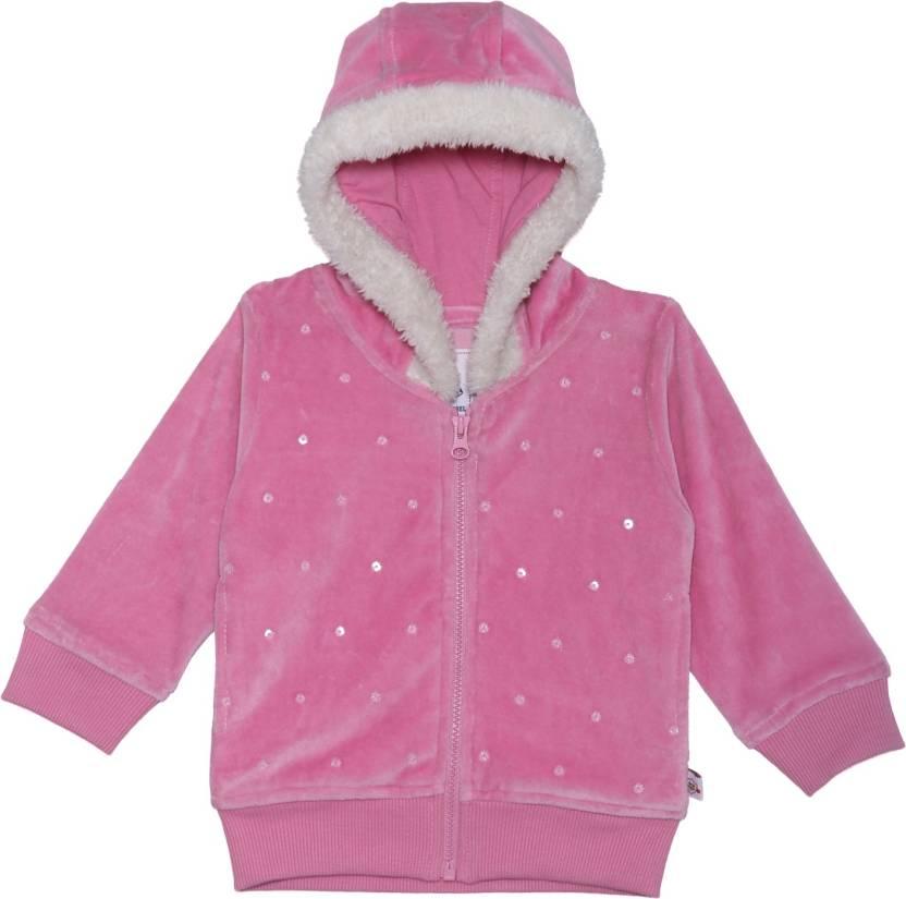 6214655f7667 612 League Full Sleeve Solid Baby Girl s Sweatshirt - Buy 612 League ...