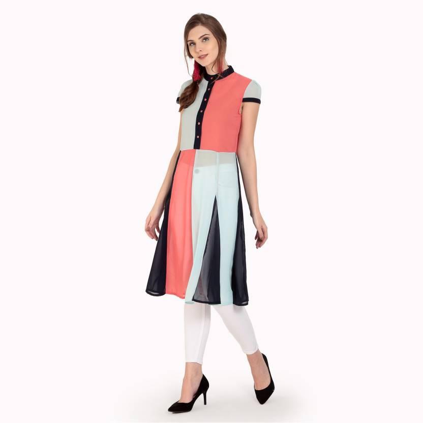 quality design 313ff f2f85 Abiti Bella Solid Women's Tunic - Buy Abiti Bella Solid ...
