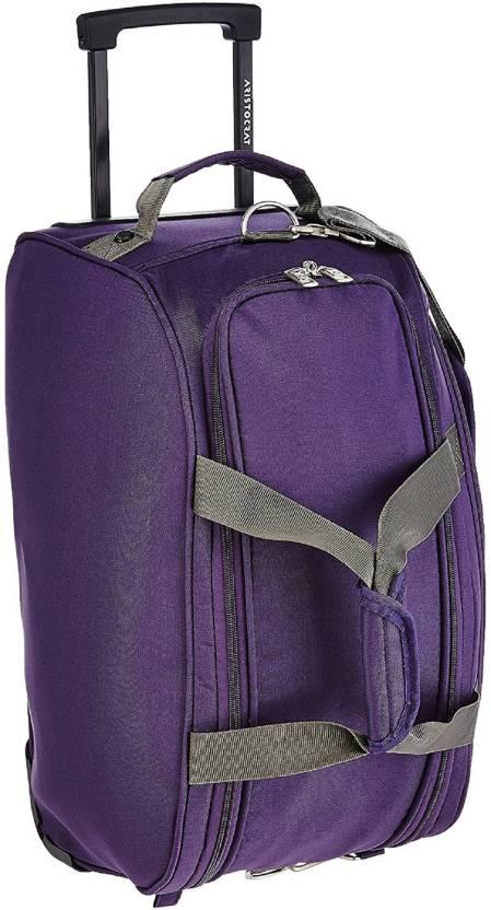 Aristocrat 21 inch 53 cm VOLT Travel Duffel Bag DFTVOL55PPL - Price ... 7a03f1b613159