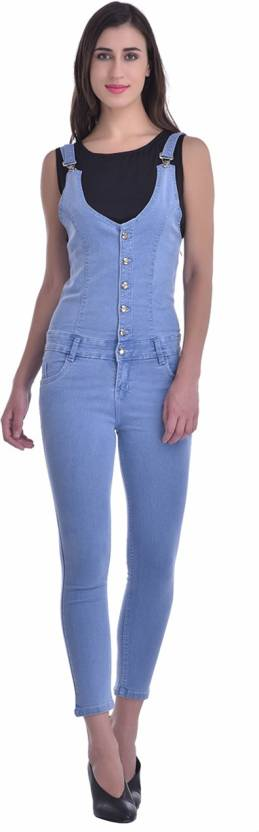 a46a3a0b717 Manash Fashion Women s Blue Dungaree - Buy Manash Fashion Women s ...