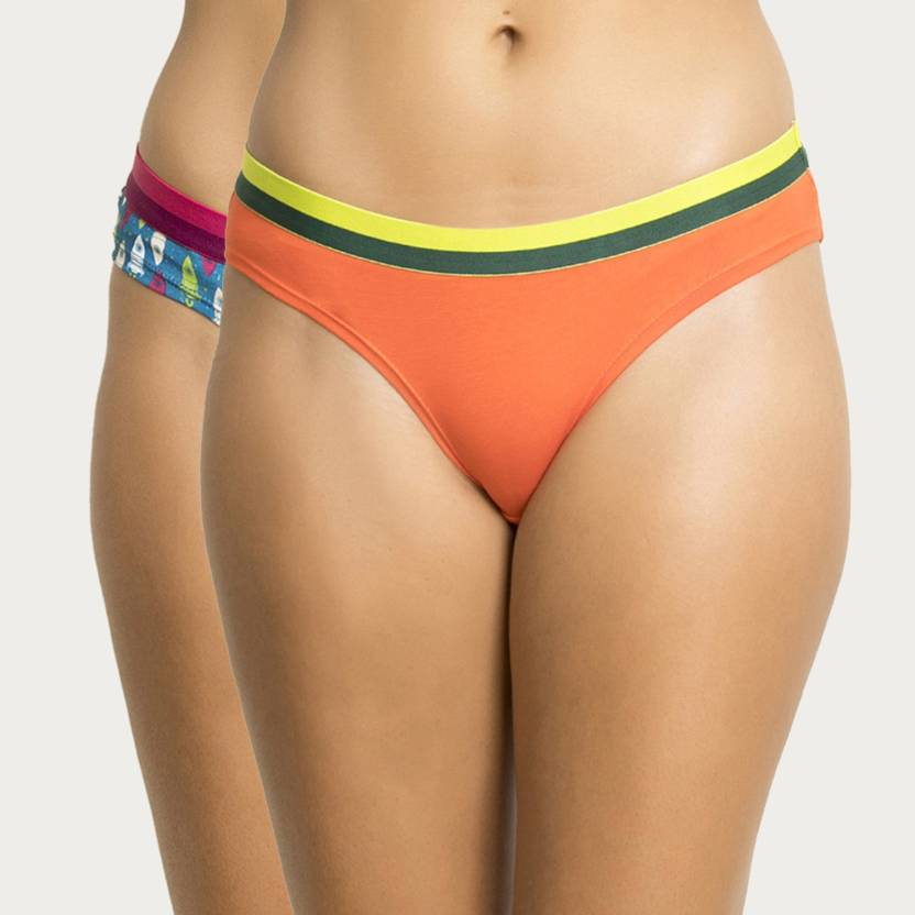 e5514244dc93 Zivame Women's Hipster Multicolor Panty - Buy Zivame Women's Hipster ...