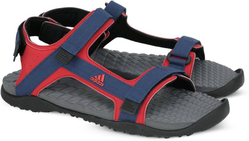 62b399124005 ADIDAS Men MYSBLU SCARLE CBLACK VISG Sports Sandals - Buy  MYSBLU SCARLE CBLACK VISG Color ADIDAS Men MYSBLU SCARLE CBLACK VISG Sports Sandals  Online at Best ...