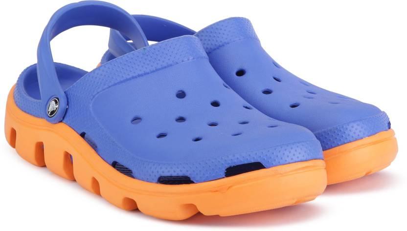 7c16c750cd Crocs Men 456 Clogs - Buy Ocean blue /Orange Color Crocs Men 456 Clogs  Online at Best Price - Shop Online for Footwears in India | Flipkart.com