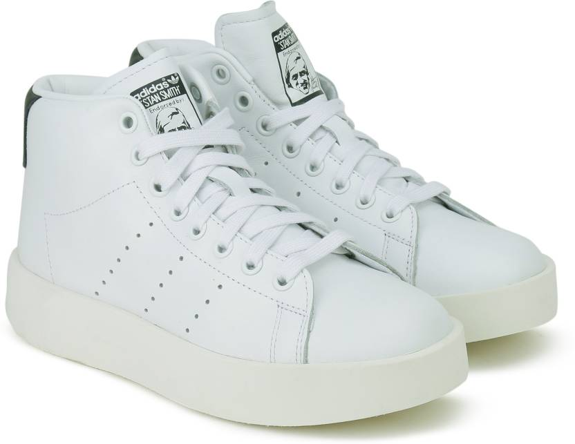 e9f338a874f2 ADIDAS ORIGINALS STAN SMITH BOLD MID W Sneakers For Women - Buy ...