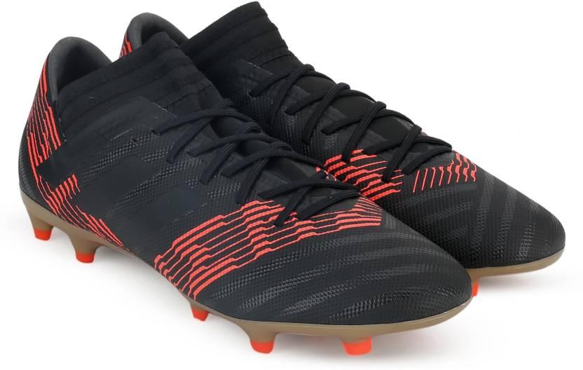 2ba595595 ADIDAS NEMEZIZ 17.3 FG Football Shoes For Men - Buy CBLACK CBLACK ...