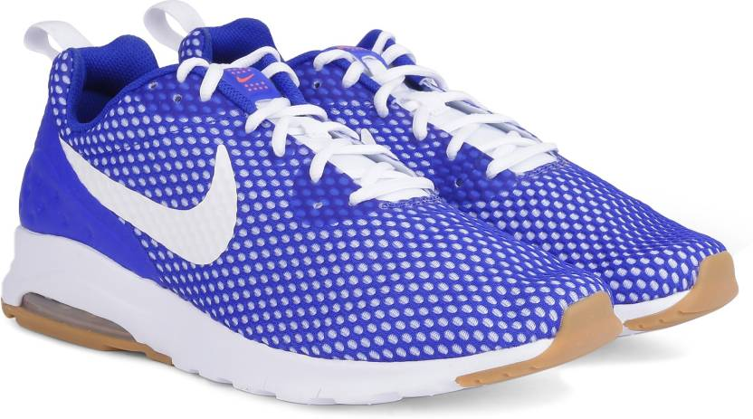 uk availability db36b 1ce69 Nike NIKE AIR MAX MOTION LW SE Running Shoes For Men (Blue)