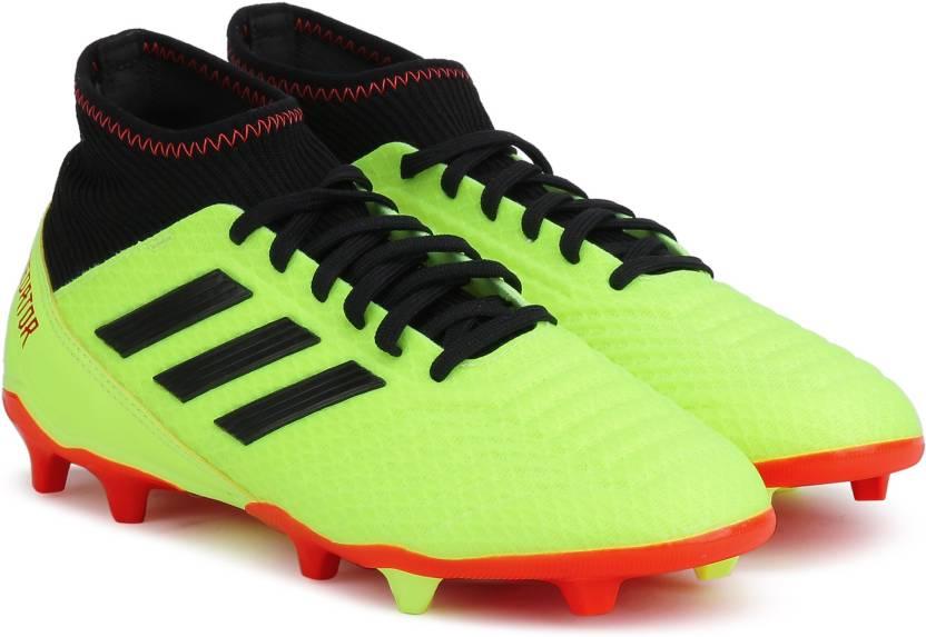 a60a6c74aef5 ADIDAS PREDATOR 18.3 FG Football Shoes For Men - Buy ADIDAS PREDATOR ...