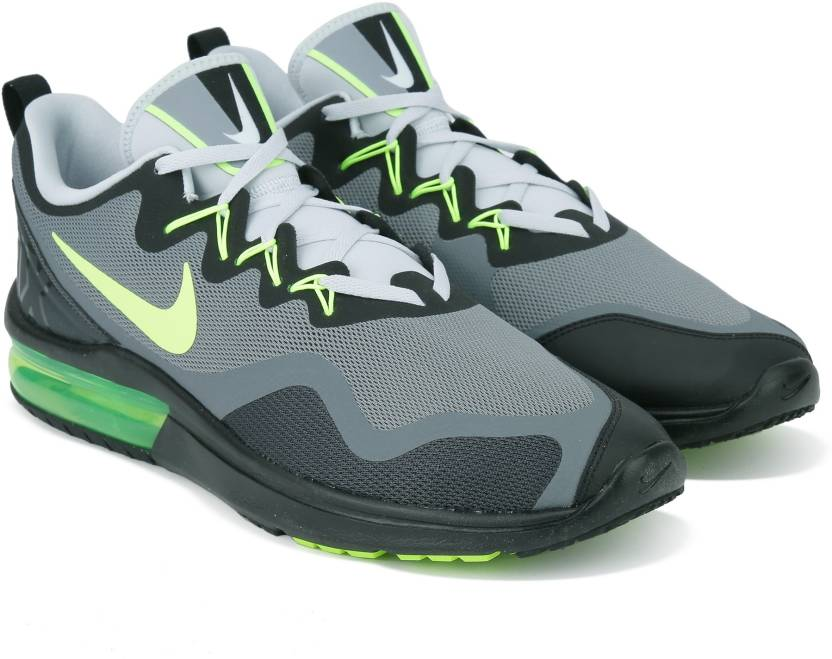 85083cce36fc3 Nike AIR MAX FURY Running Shoes For Men - Buy COOL GREY VOLT ...