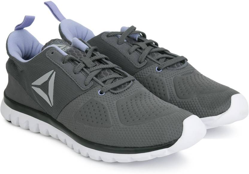 REEBOK SUBLITE AIM PLUS Running Shoes For Women - Buy ASH GREY LILAC ... 0787222bc