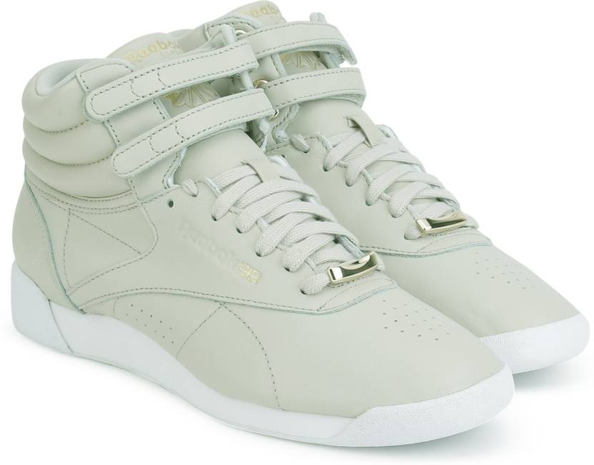 868f25ed4b64 REEBOK F S HI MUTED Training   Gym Shoes For Women - Buy SANDSTONE ...