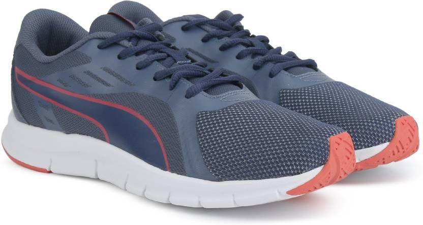 171508cd19e7 Puma Felix Runner IDP Running Shoes For Men - Buy Paradise Pink-Blue ...