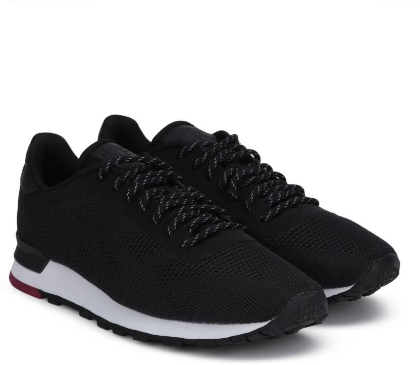 8410257ec REEBOK CL FLEXWEAVE Running Shoes For Men - Buy BLACK WHITE URBAN ...