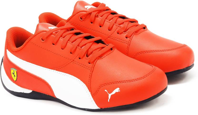 6907585b74c Puma SF Drift Cat 7 Jr Sneakers For Women - Buy Red Color Puma SF ...
